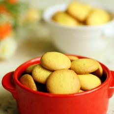 小米粉蛋黄饼干