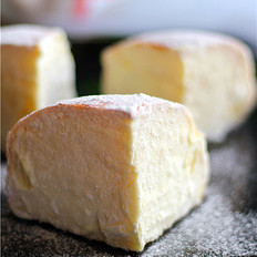 风靡网络的乳酪包