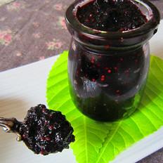 紫色的诱惑-桑葚果酱