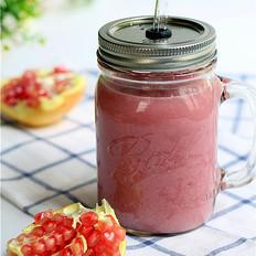 营养味美--石榴果汁