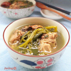 西洋菜骨头汤