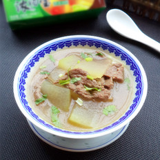 牛肉冬瓜汤