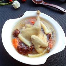 苏泊尔·姬松茸鸡汤