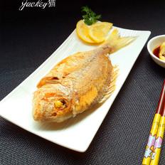 香煎海立鱼