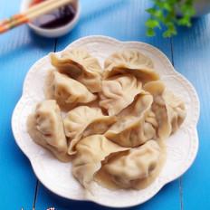 韭菜鲜肉饺子的做法