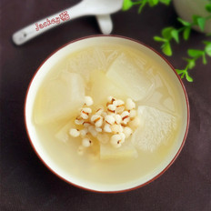 冬瓜薏米水