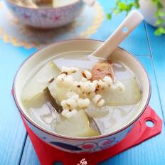 薏米冬瓜骨头汤