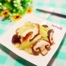 芹香鲜冬菇