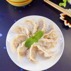 金针鲜肉饺