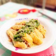 芝香葱油鸡