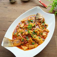 豆腐燒鱸魚的做法大全