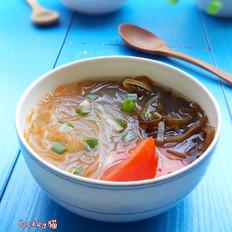 海带粉丝汤