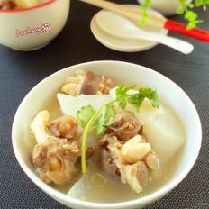 萝卜羊肉清汤