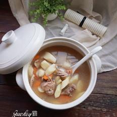 淮山骨头汤
