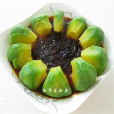 香辣豆豉姜饼瓜