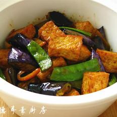 豆腐茄子煲