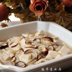 豆腐姬松茸