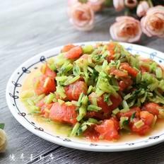 芹菜西紅柿