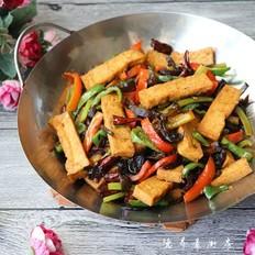 锅仔香辣豆腐