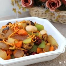 红烧蔬菜锅