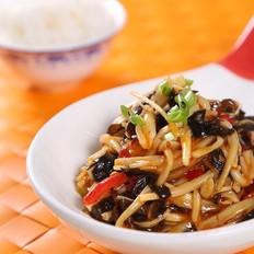 鱼香茭白—捷赛私房菜