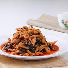 鱼香肉丝—捷赛私房菜