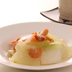 海米冬瓜——捷赛私房菜