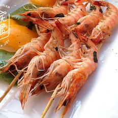 金不换烤海虾