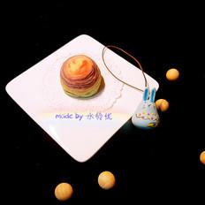 五彩蛋黄酥