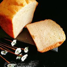 奶香吐司(面包机版)