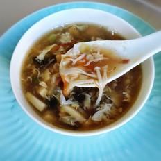 酸辣汤(速食版)