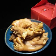 年夜饭硬菜之砂锅卤香猪蹄