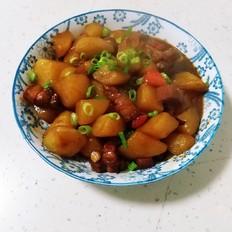 年夜饭硬菜之红烧肉炖土豆