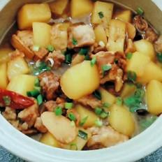 牛腩土豆煲
