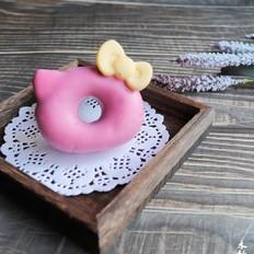 粉嫩KT抹茶甜甜圈