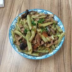 芸豆炖粉条