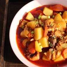 奧爾良砂鍋雞煲