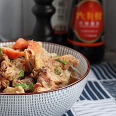 荔浦芋头炖鸡