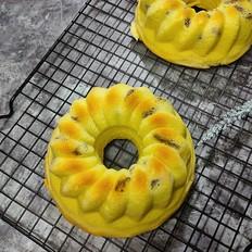 小米葡萄干戚风蛋糕