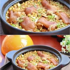 猪脚炖黄豆芽