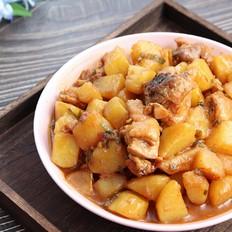 酱香土豆鸡块