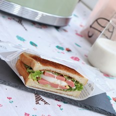 低脂三明治