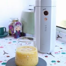 百香果菠萝汁