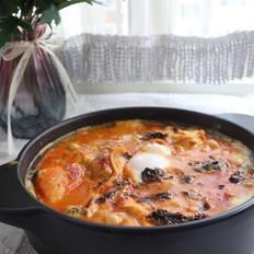 牛奶咖喱火锅