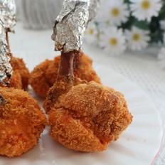 奥尔良鸡肉锤,好看又好吃,大人小孩都爱吃