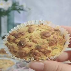 燕麦拉丝蛋糕,低脂健康不怕胖