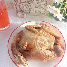 健康无油吃炸鸡,真的不用一滴油哟!
