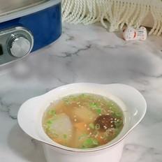 白萝卜老鸭汤,滋补更润燥,暖身暖胃