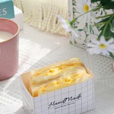滑蛋芝士三明治,十分钟搞定的营养早餐
