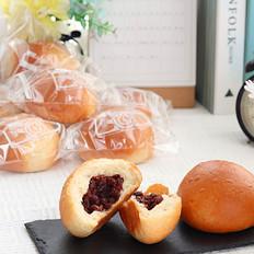 营养低卡的全麦蜜豆小餐包,在家轻松搞定!的做法